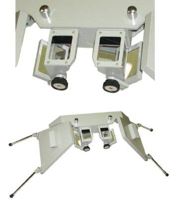 Stereovisore 2039 3x - Stereoscopio a specchi ...